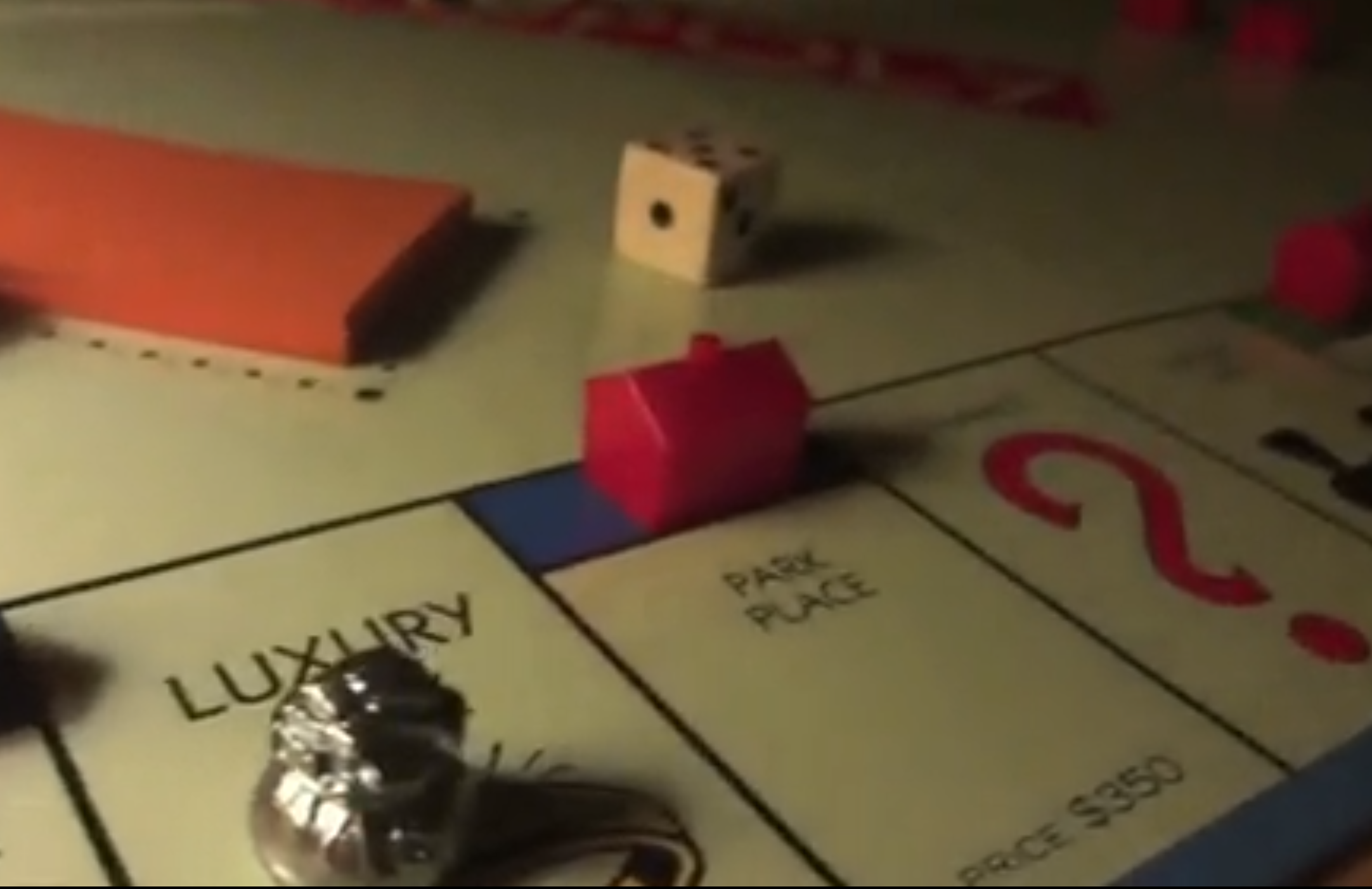 Outtake from Paul Piff's riff on Monopoly