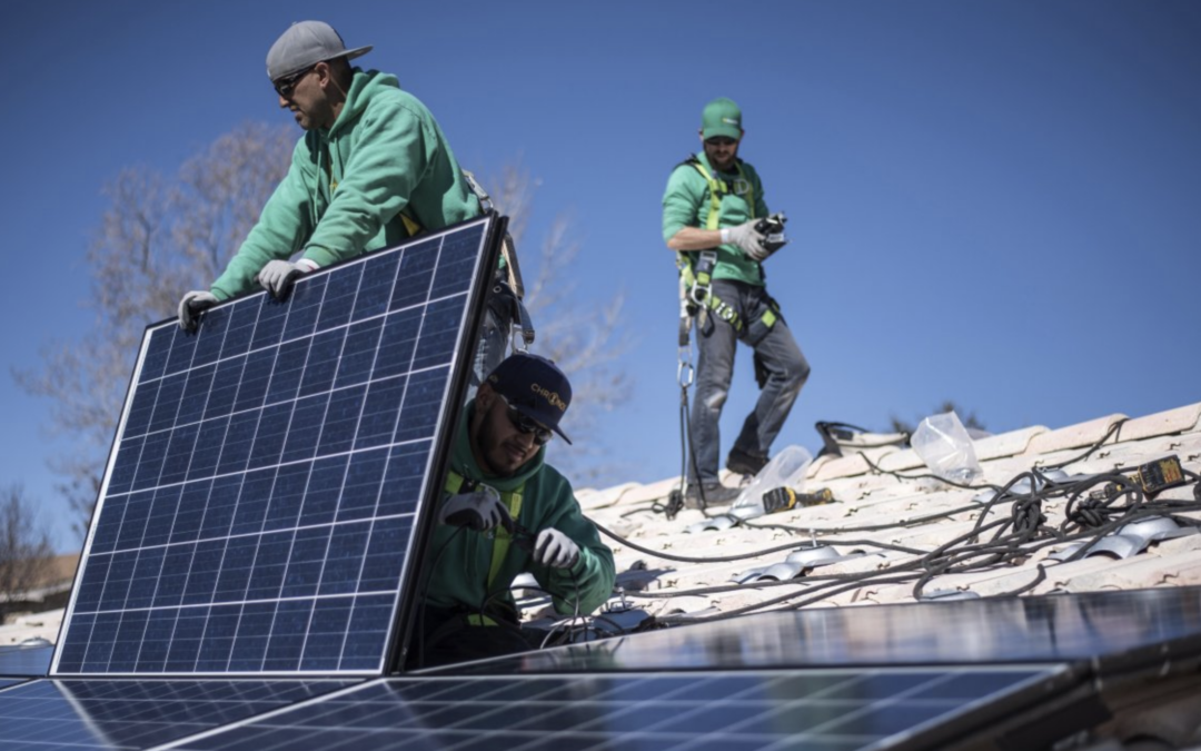 Solar: Still a bright future – when consumer continue to demand change